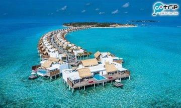 馬爾代夫酒店|7大全新超歎Resort 海上小屋無敵海景