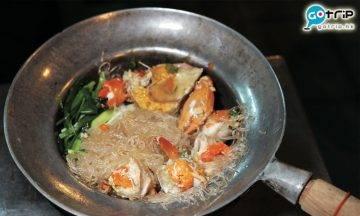 曼谷Best100, 曼谷美食, 曼谷, 泰國, 泰國海鮮, Somsak Pu Ob