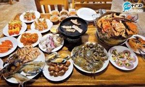 曼谷Best100, 曼谷美食, 曼谷, 泰國, 海鮮, 海鮮放題, Long Lay Seafood Buffet