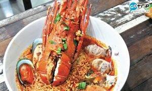 曼谷Best100, 曼谷美食, 曼谷, 泰國, 泰國海鮮, Pe Aor
