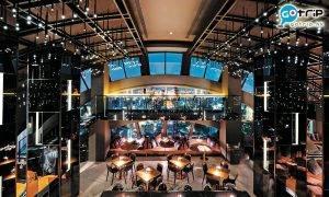 曼谷Best100, 曼谷美食, 曼谷, 泰國, 曼谷天台酒吧, 天台酒吧, Vertigo TOO