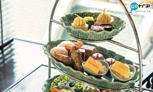 曼谷Best100, 曼谷美食, 曼谷, 泰國, 曼谷Cafe, 甜品, 打卡, Erawan Tea Room