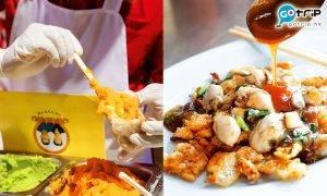 曼谷街頭美食2020, 曼谷Best100, 曼谷美食, 曼谷, 泰國, 蠔餅, 泰國米芝蓮