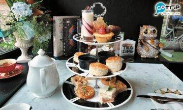 曼谷Best100, 曼谷美食, 曼谷, 泰國, 曼谷Cafe, 甜品, 閨密, 打卡, Bonnie Dolly's Tea Room