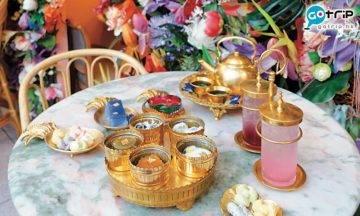 曼谷Best100, 曼谷美食, 曼谷, 泰國, 曼谷Cafe, 甜品, 打卡, Thongyoy Café