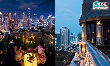 曼谷Best100, 曼谷美食, 曼谷, 泰國, 曼谷天台酒吧, 文青, 打卡