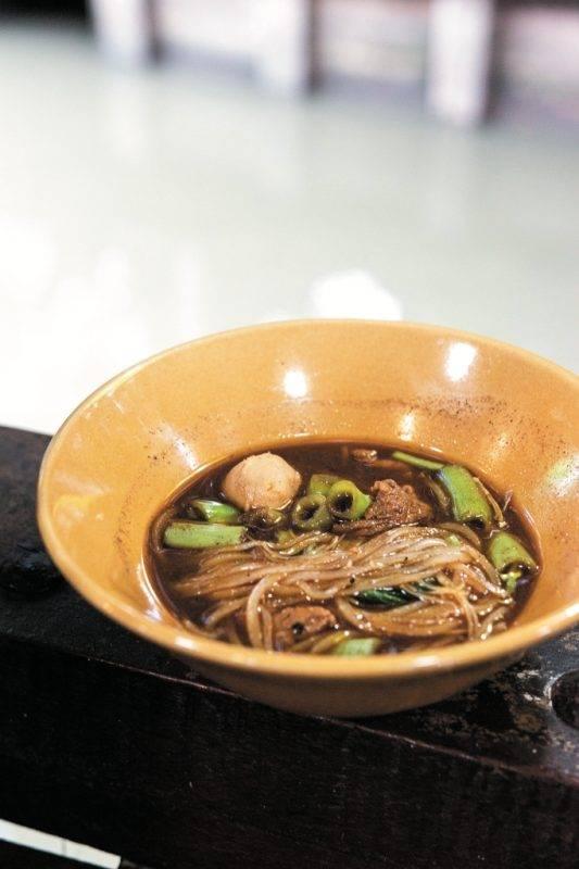 曼谷Best100, 曼谷美食, 曼谷, 泰國, 泰菜, Payak Boat Noodles