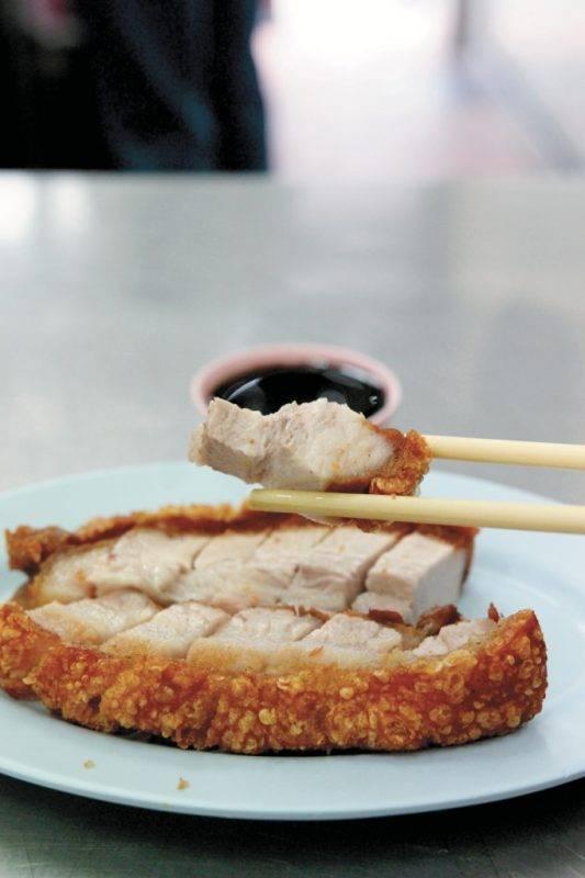 曼谷街頭美食2020, 曼谷Best100, 曼谷美食, 曼谷, 泰國, 燒腩仔, 米芝蓮, Kuayjup MR.JO