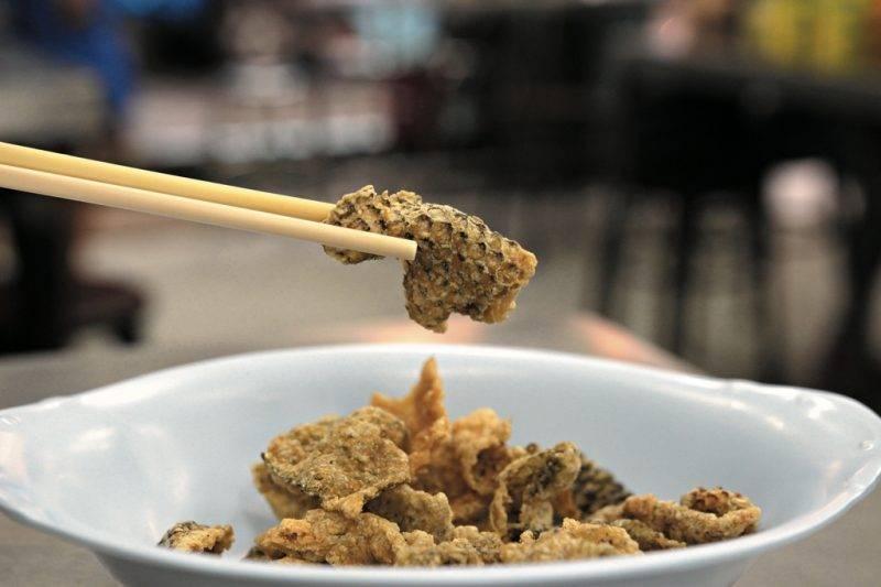 曼谷Best100, 曼谷美食, 曼谷, 泰國, 魚蛋粉, 泰榮魚蛋粉