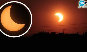 【天文現象2020】半世紀最大日偏食 九成被遮!錯過要等50年