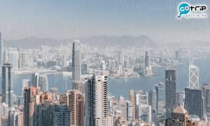 【七一天氣】回歸日天陰多雲驟雨不斷 33度高溫襲港 熱夜數目創新高