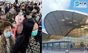 入境強制檢疫措施延長 澳門/台灣/內地抵港延1個月 外地抵港延3個月