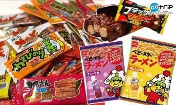 日本零食排名 網民票選人氣零食TOP 20!冠軍一定試過!