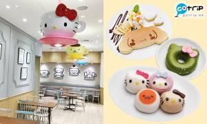 SANRIO迷集合!日本東京SANRIO CAFE池袋開幕 即看8款必點超萌套餐