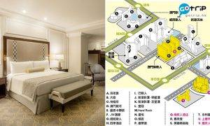 【澳門酒店】路氹22間酒店分佈圖 3間新酒店都有份!有埋輕軌站!