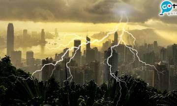 【香港天氣】端午節假期或驟雨雷暴 天氣炎熱最高32度!