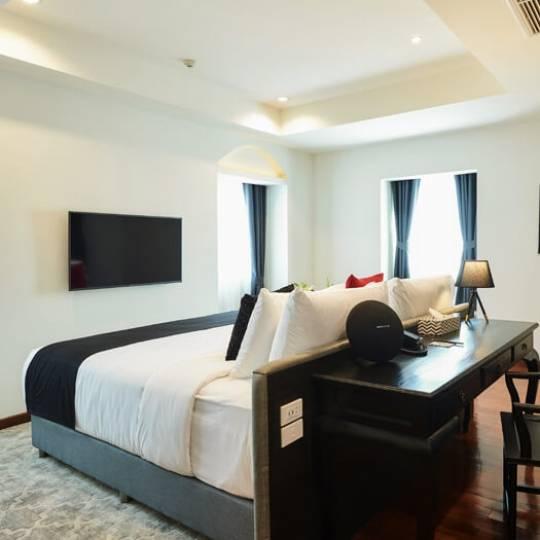 曼谷酒店2020