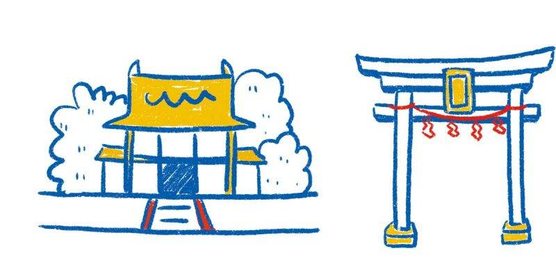 日本神社|神社、寺廟分不清?10個日本神社冷知識