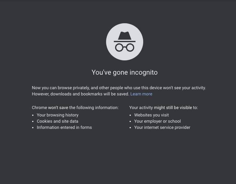【網絡安全】Chrome無痕模式原來唔安全!網民向Google追討鉅額賠償!