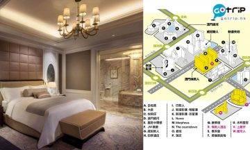【澳門酒店】路氹23間酒店分佈圖 3間新酒店都有份!有埋輕軌站!