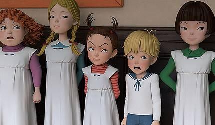 吉卜力, NHK, 宮崎駿, 鈴木敏夫, 安雅與魔女, 3D