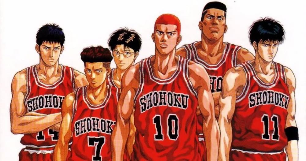 日本漫畫排名 Top 3《SLAM DUNK 男兒當入樽/灌籃高手》