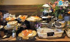 曼谷Best100, 曼谷美食, 曼谷, 泰國, 曼谷Cafe, 甜品, 打卡, Forest Bake