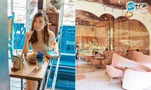 曼谷Best100, 曼谷美食, 曼谷, 泰國, 曼谷Cafe, 甜品, 打卡