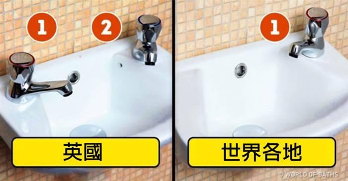 另一個原因是減少浪費食水。平時只有一個水龍頭,不會一開就是暖水,靠冬天要等一段時間才會洗手,那時耗掉的水更多。(圖片來源:World Of Earth)