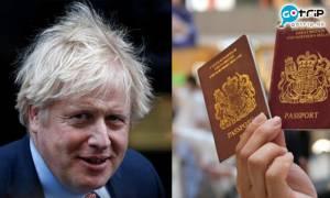 【港版國安法】英國公布BNO港人入籍方法 持有人家屬都合資格!