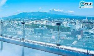富士山酒店2020, 靜岡, 三島市, 日本新酒店 離JR站僅1分鐘