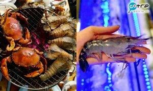 曼谷Best100, 曼谷美食, 曼谷, 泰國, 海鮮, 海鮮放題, Kodtalay Seafood Buffet