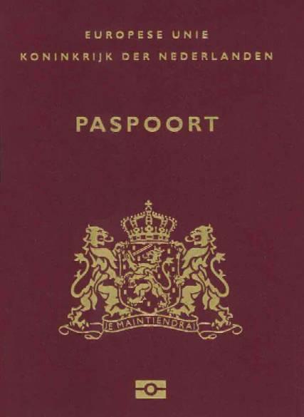 全球護照排行榜2020|荷蘭