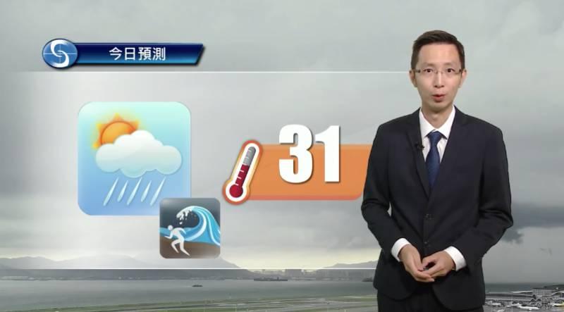 天氣, 香港, 香港天氣, 打風, 天氣預報