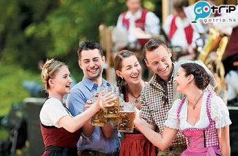 在匈牙利喝啤酒碰杯是一個禁忌。(圖片來源:新傳媒圖片)