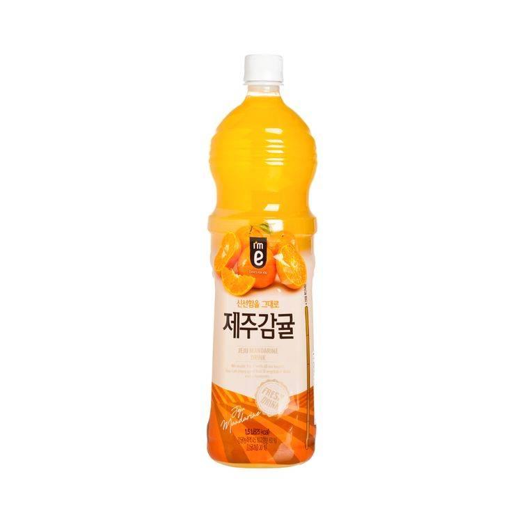 濟洲島橙汁(圖片來源:hktvmall)