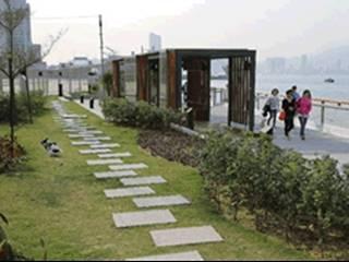 鰂魚涌海濱花園(圖片來源:lcsd.gov.hk)