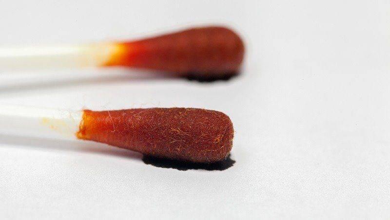 雖然優碘是深紅色,但非紅藥水。(圖片來源:UDN)