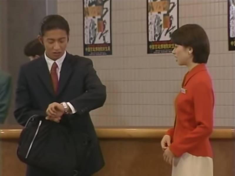 木村在《戀愛世紀》都是用HEAD POTTER