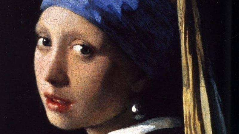 圖片來源:戴珍珠耳環的少女