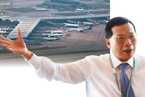 港龍航空和機場管理局前局長許漢忠