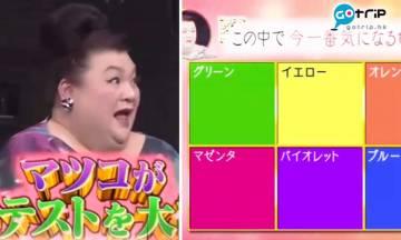 心理測驗, 日本, 顏色, 內心渴求