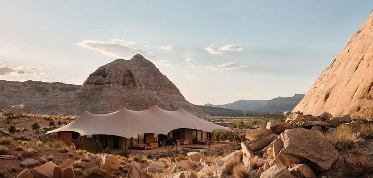 安縵集團Sarika沙漠營地正式開幕!位於世界最寧靜一角!人生必住清單之一!