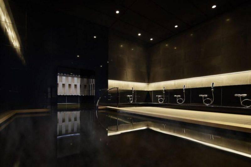 東京唯一擁有溫泉的頂級旅館,不過有人形容只是普普通通。