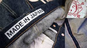 人手製作 Made in Japan贏哂(圖片來源:Evisu官網)