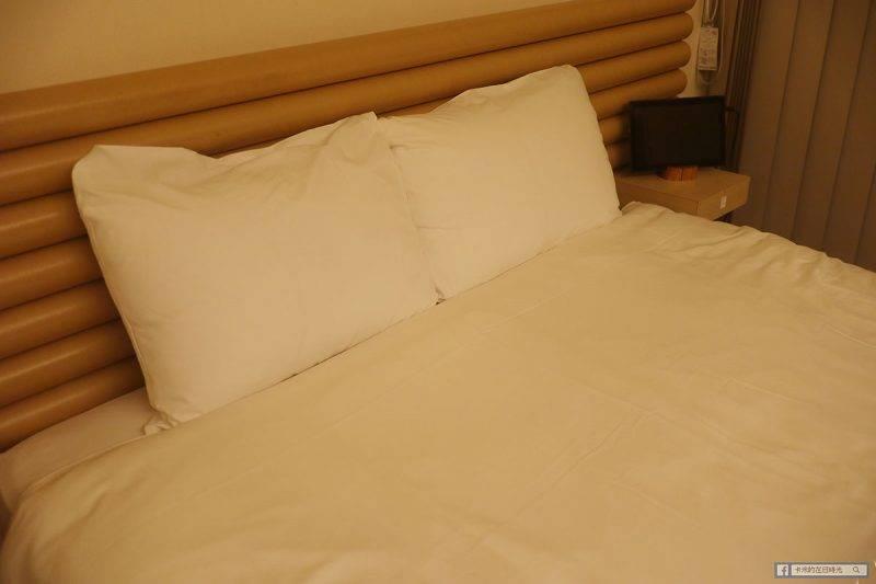 超舒服的寢具,讓我造了一晚好夢。