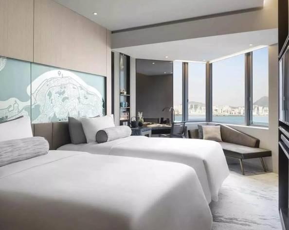 【香港酒店Staycation】優惠包括標準大床或雙床房住宿一晚