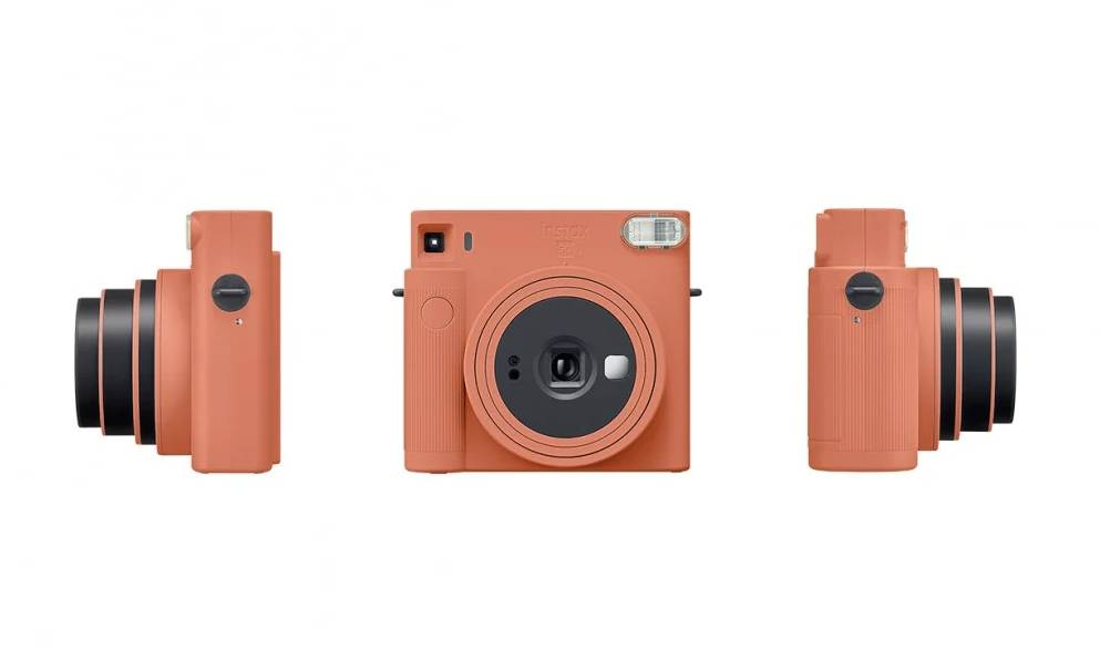 Fujifilm新推即影即有相機 磨砂外殼超有質感
