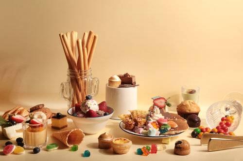 普慶新推甜品下午茶自助餐 0任食Mövenpick雪糕/多款不同甜品|GOtrip快閃12點