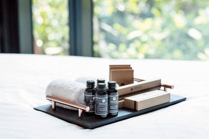衛浴用品用上澳洲天然品牌 APPELLES。